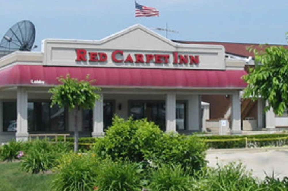 Hospitality International's brands include Red Carpet Inn.