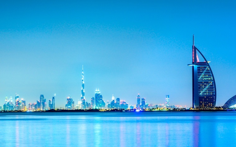 A new observation wheel has been planned for UAE's Bluewaters Island.