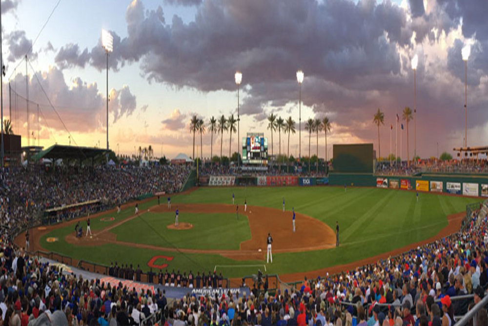 city of goodyear spring training continues to draw big fans and big dollars