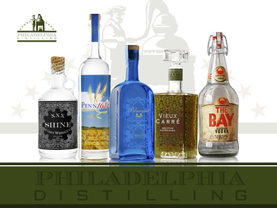 East West Advisors Group helped Philadelphia Distilling enter the Asia-Pacific market.