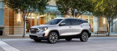 The 2018 diesel GMC Terrains start at just over $34,000.