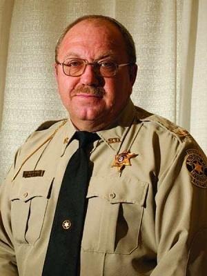 Andrew County Sheriff Bryan Atkins