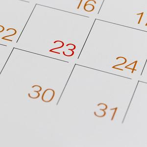The Jackson County Executive Committee met Thursday to make November calendar adjustments.