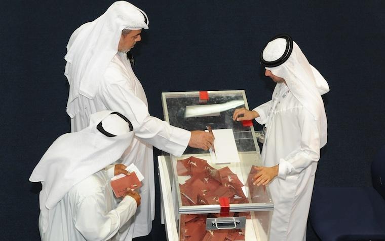 UAE organizing education seminars on upcoming federal election.
