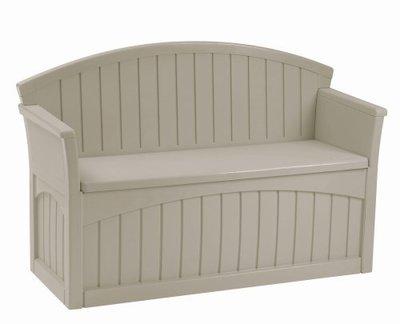 Suncast patio bench