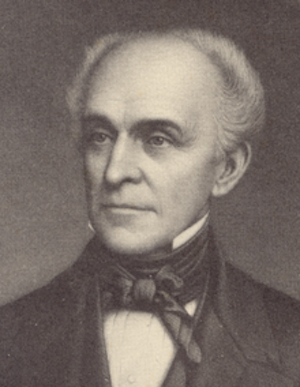 Gov. Edward Coles