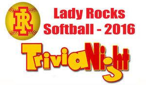 The Rock Island High School softball team is preparing to host a trivia night fundraiser on Saturday.