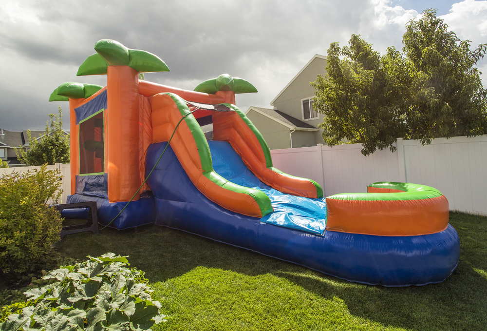 B.T. Bouncies specializes in inflatable and fun toys.