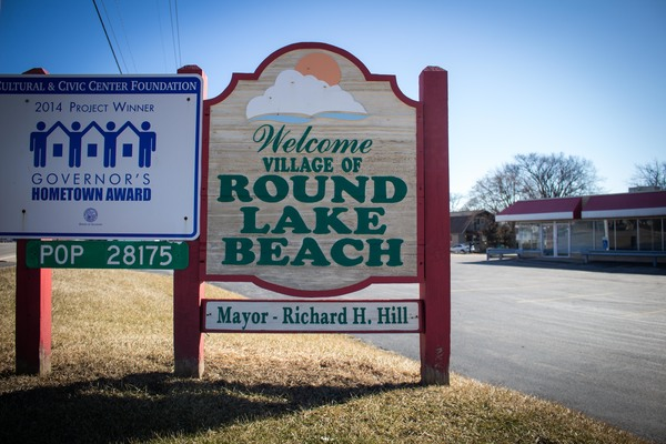 Round Lake Beach is one of four Round Lake villages.