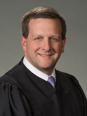 Justice Charles J. Bethel of Supreme Court of Georgia