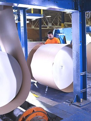Paper factory