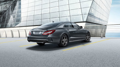 Mercedes-Benz CLS400 Coupe