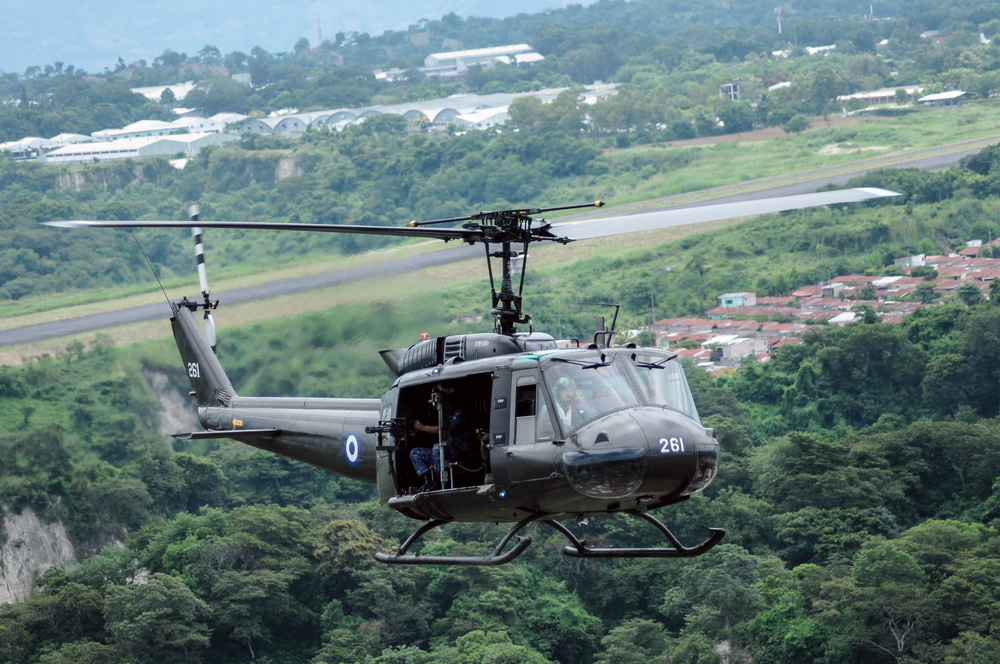 The Air Force UH-1N Replacement Program plans to replace the Huey fleet, which entered service in the 1970s.