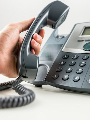 Large telemarketing