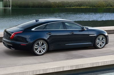 2016 Jaguar XJR LWB