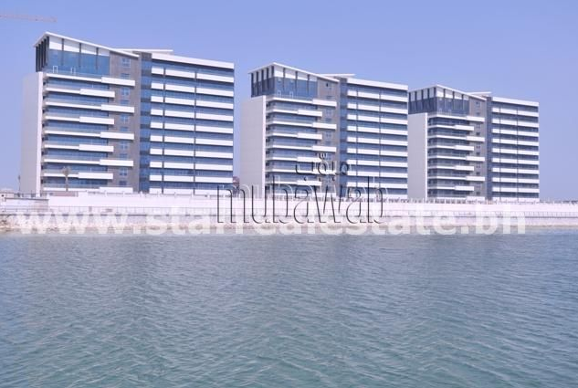 A three bedroom apartment is now available on Reef Island