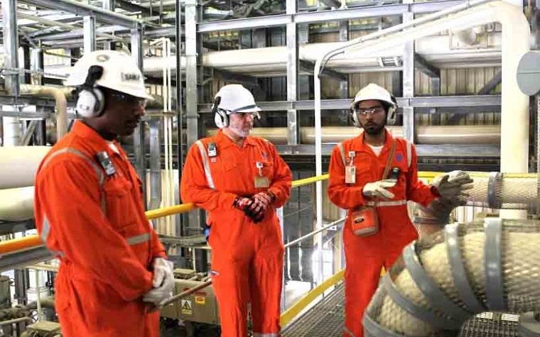 RasGas Company Limited (RasGas) said recently its offshore production department, Shorebase, has operated for 19 years without a lost-time incident.