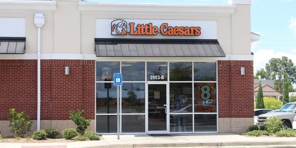 Large little caesars