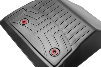 Composite floor liners can be made to exact specs with laser accuracy.