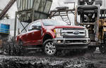 The 2017 Ford F-450 is powerful and big enough for the biggest jobs.