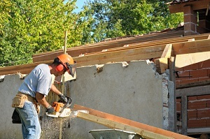 FBHP volunteers even helped work on a house-revamping project to benefit a needy family.