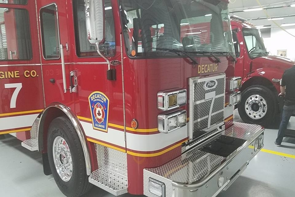 In 2016, Decatur's firefighters' pension fund paid out $7 million in benefits and made $446K from investments.