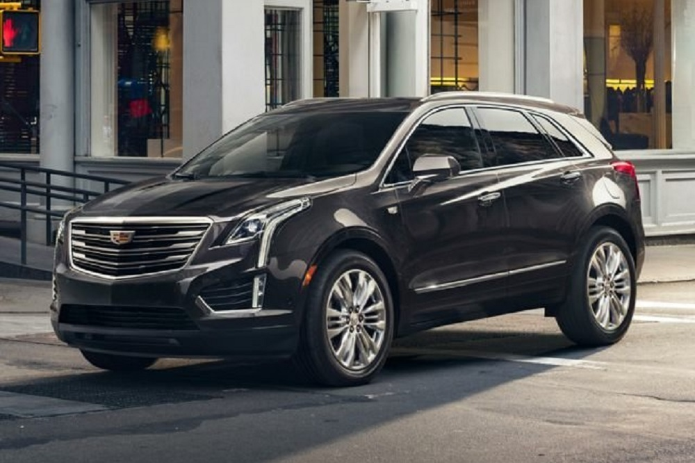 The 2018 XT5 is the most sophisticated and refined crossover Cadillac has created.
