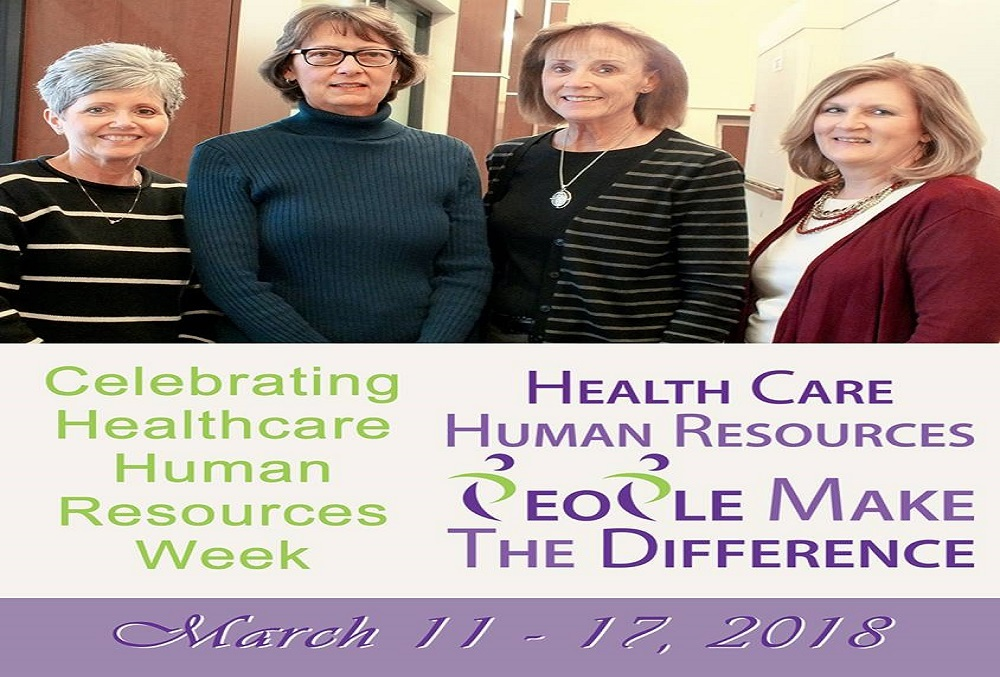 Myrtue Medical Center Happy Human Resources Week To