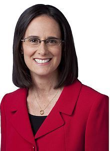 Medium lisa madigan official portrait