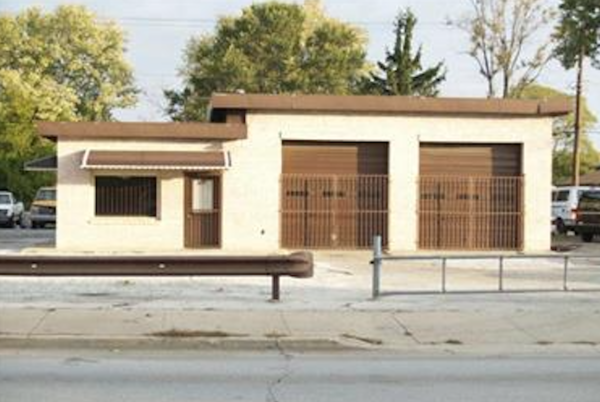 This vacant Ford Heights service station has a $106,000 tax bill