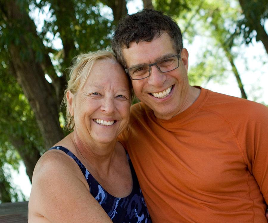Mary and Rob Gooze