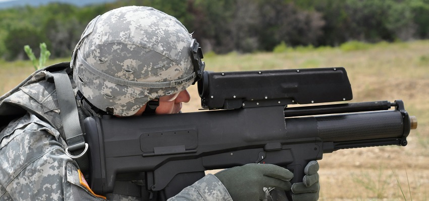 These XM25 airburst grenade launchers are reportedly under-performing and over budget