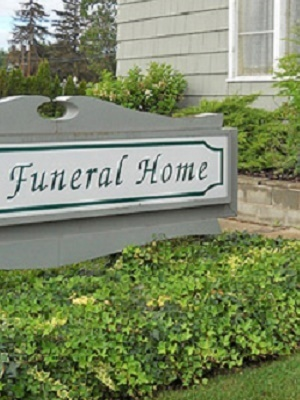 Large funeralhome