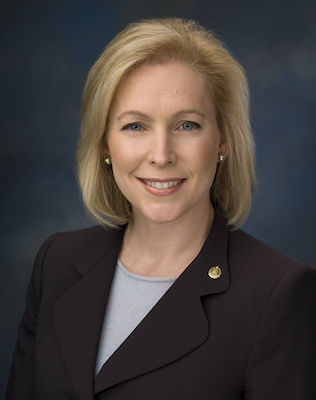 Rep. Kirsten Gillibrand (D-NY)