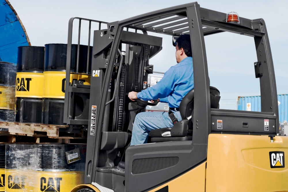 Mitsubishi Caterpillar Forklift America has leased approximately 60,000 square feet of space.