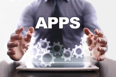 Medium cellphone apps