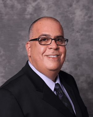 Chicago Heights Mayor David A. Gonzalez