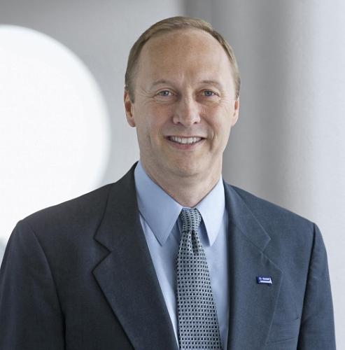 Wayne Smith was named Chairmand an CEO of BASF today.