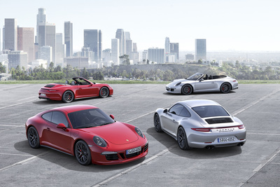 Porsche earned the No. 1 spot for the third year in a row in the J.D. Power 2015 Initial Quality Survey.