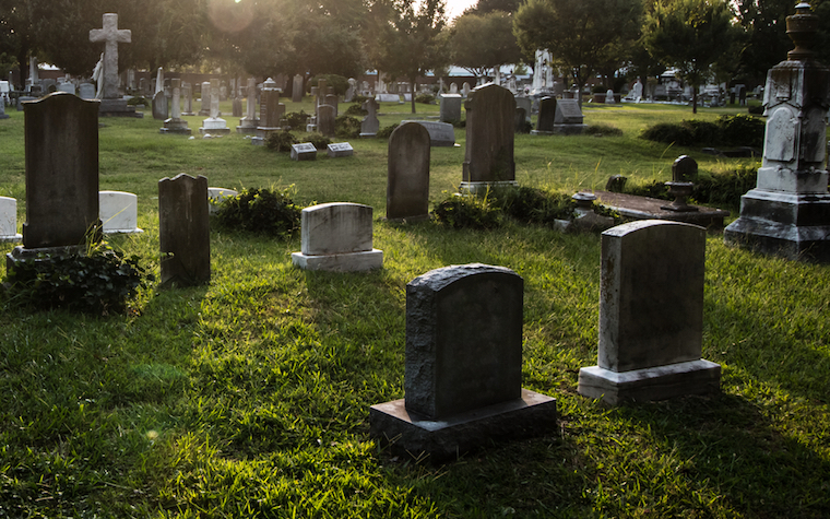 The cemetery, on the site of the 1815 Battle of New Orleans,was established in 1864.