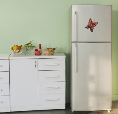 Top-freezer refrigerators can often be more energy-efficient than side-by-side models.