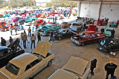 More than 300 cars are expected for this year's event.