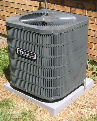 Air conditioning units need an annual visit for cleaning and preventive maintenance.