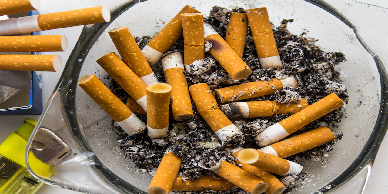 Kansas Receives 62 Million In Annual Payout From Tobacco Master