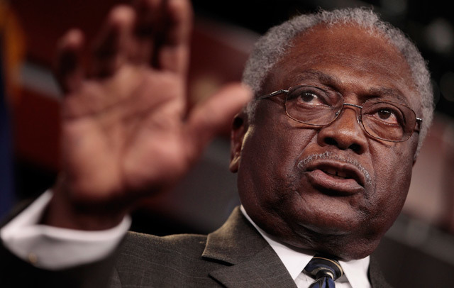 U.S. Rep. James Clyburn (D-SC)