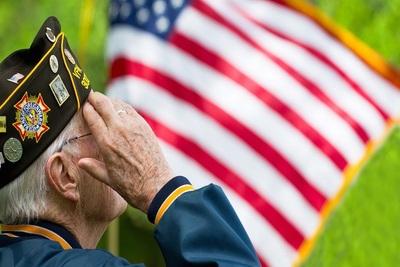 Medium veteran