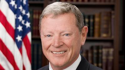 U.S. Sen. Jim Inhofe (R-OK)