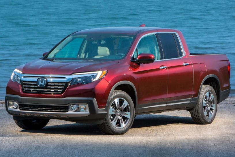 The Honda Ridgeline offers a sporty, eye-catching style that you will be proud to show off.