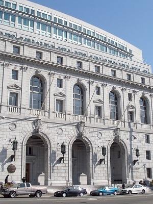The California Supreme Court in San Francisco.