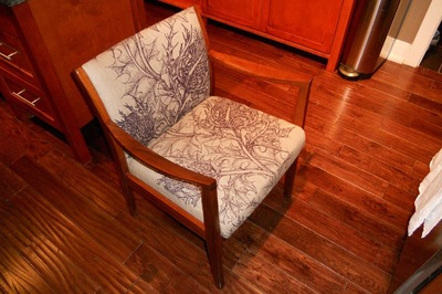 Students can learn to reupholster furniture in very little time and bring old pieces back to life.